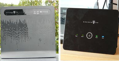 telekom lte hspa router f r call surf comfort via funk. Black Bedroom Furniture Sets. Home Design Ideas
